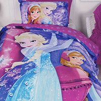 Elsa the Snow Queen, Princess Anna, Olaf and all your favorite characters from Disney's Frozen movie
