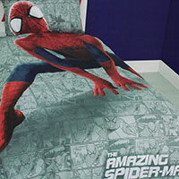 Marvel characters and all your favorite superheroes can transform your child's room into a page out of a comic book
