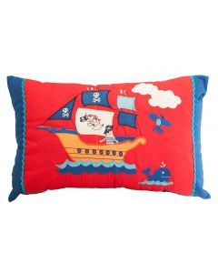 Ahoy There Pirate Cushion
