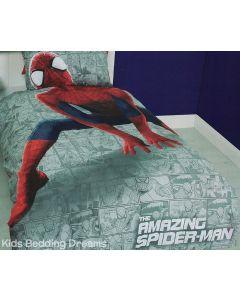 Amazing Spidey Duvet Cover