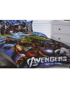 The Avengers characters, Iron Man, Thor, Hulk, Captain America and Black Widow will transform your room like no other team of superheroes.