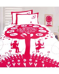 Bees Knees Duvet Cover