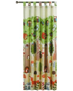 The Big Tree Tab Top Curtains