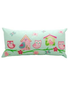 Birdcage Oblong Cushion