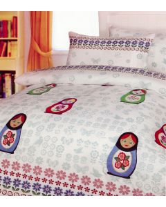Chenka Doll Quilt Cover Set