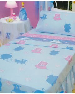 Cinderella Sheet Set
