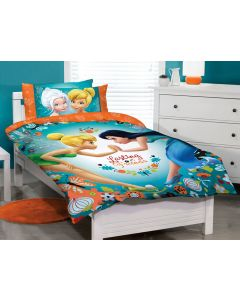 Disney Fairies Friendship Quilt Cover Set
