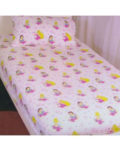 Disney Princess Flowers Sheet Set