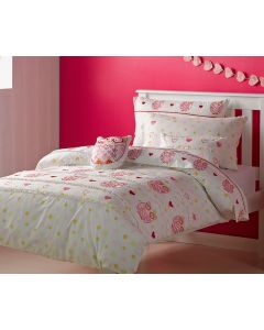 Dotty Days Duvet Cover