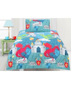 Dragon Cove Comforter Set
