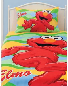 Elmo Quilt Cover Set