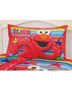 Elmo Pillowcase