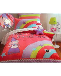 Fairy Princess Quilt Cover Set