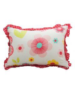 Floral Spot Cushion