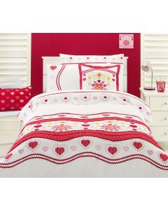 Folkloric Quilt Cover Set
