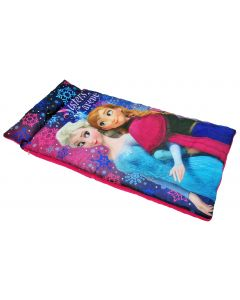 Frozen Sleeping Bag