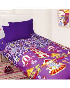 Fun at the Fair Duvet Cover