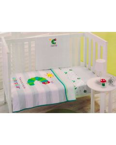 The Very Hungry Caterpillar Cot Comforter