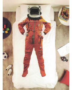 I am Astronaut Quilt Cover Set