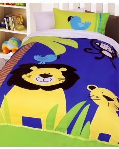 Jungle Quilt Cover Set