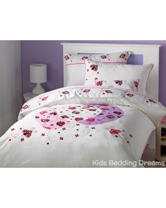 Lady Beetle Quilt Cover Set