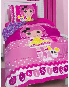 Lalaloopsy Quilt Cover Set