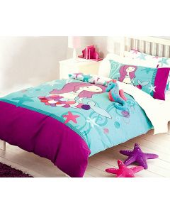Mermaid Quilt Cover Set