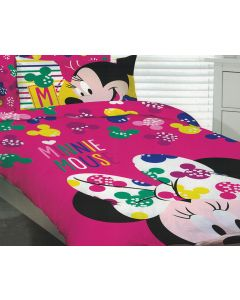 Minnie Bow Quilt Cover Set