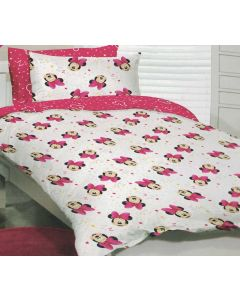Minnie Quilt Cover Set