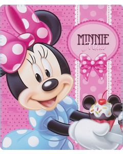 Minnie Mouse Cupcakes Blanket