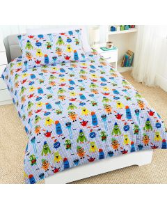 Nice to Meet You Quilt Cover Set