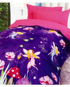 Pixie Quilt Cover Set