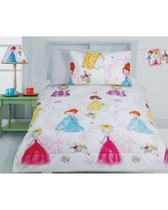 Princess Girls Comforter Set