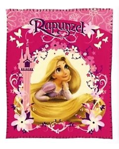 Rapunzel Blanket