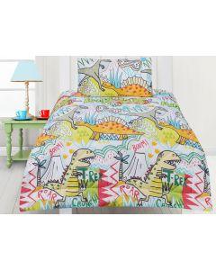 Roar Comforter Set