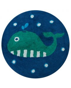 Sea Creature Whale Floor Mat