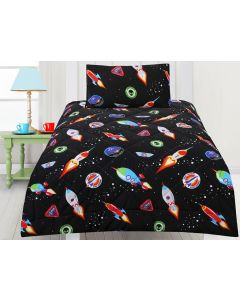 Space Cadets Comforter Set