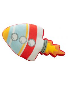 Spaceman Rocket Cushion