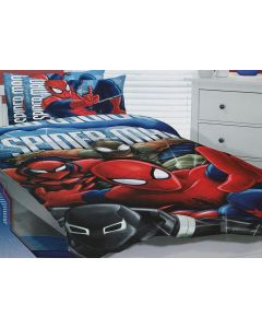 Ultimate Spidey Duvet Cover