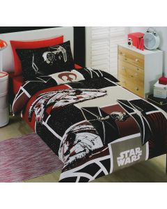 Star Wars Space Ships Quilt Cover Set