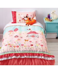Storybook Duvet Cover