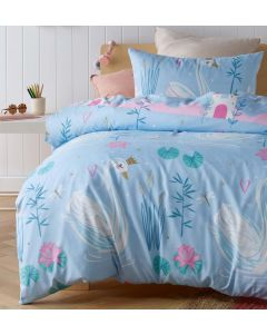 Swans Quilt Cover Set