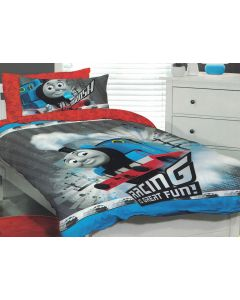 Racing Thomas Quilt Cover Set