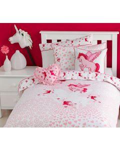 Unicorn Quilt Cover Set