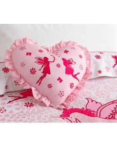 Unicorn Heart Cushion