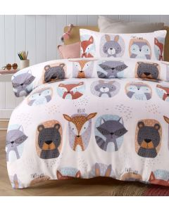 Woodland Quilt Cover Set