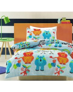 Zoological Quilt Cover Set
