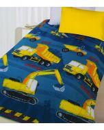 Construction Quilt Cover Set