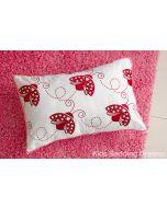 Lady Beetle Oblong Cushion