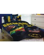 Lego Batman Quilt Cover Set